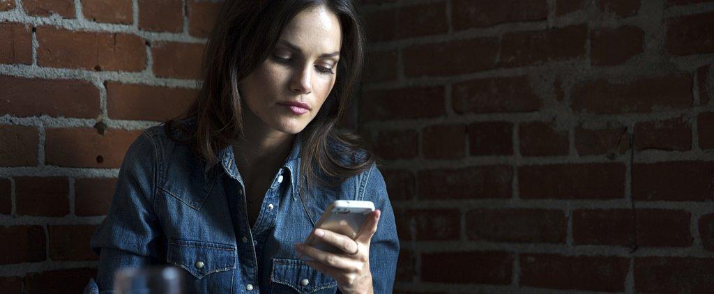 "The Easy Move That Just May Cure Your ""Text Neck"""