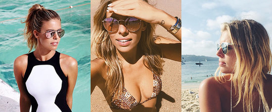 Beach Babe Natasha Oakley's Top Summer Beauty Tips
