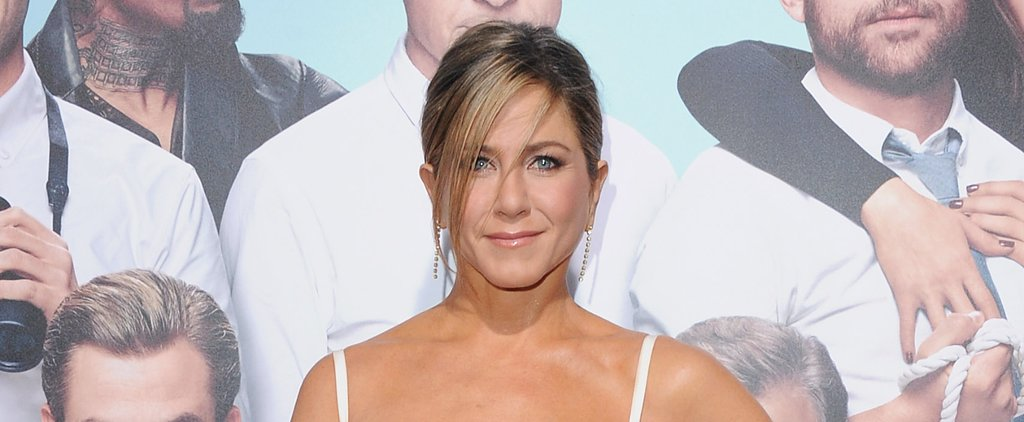 Jennifer Aniston's Bronzer Trick Will Have You Going Strapless in Winter