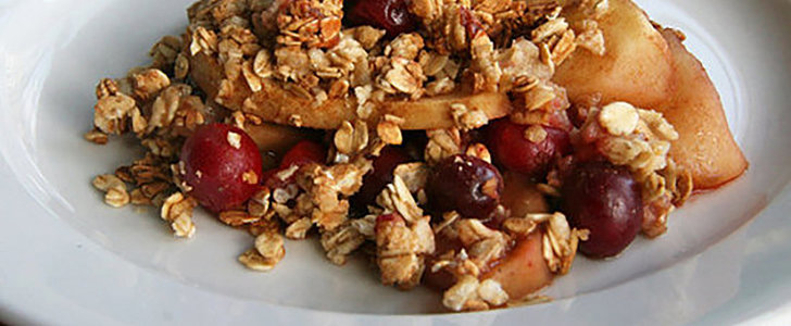 Your Vegan Thanksgiving: Apple and Cranberry Crisp
