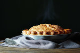 3 Ways to Style Pie Crust