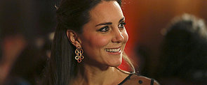Kate Middleton's One-Step Smokey Eye Is Your Last-Minute Holiday Party Trick