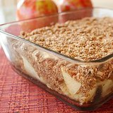 Apple Coconut Crisp Recipe