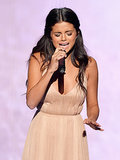 Selena Gomez Cries Singing About Justin Bieber During Dramatic 2014 AMAs Performance