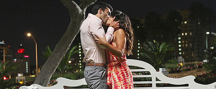 TV's Sweetest, Sexiest Kisses of 2014