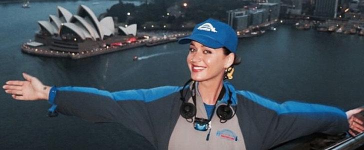 Katy Perry Loves Australia, Hates the Paparazzi