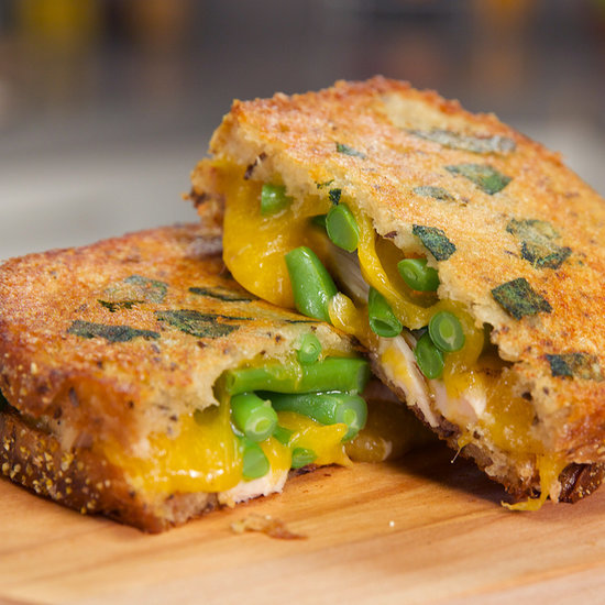 Thanksgiving Grilled Cheese