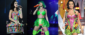 Katy Perry's Craziest Costumes of All Time!