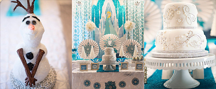A Disney Frozen Queen Elsa Birthday Party to Swoon Over