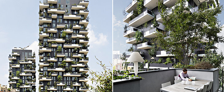 "Why This ""Vertical Forest"" Is the Coolest High-Rise Ever"