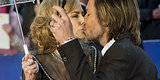 Nicole Kidman And Keith Urban's Kiss In The Rain Is Magical