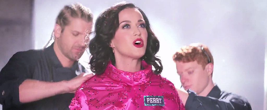 Katy Perry Has Some Insane Ideas For Her Super Bowl Halftime Show
