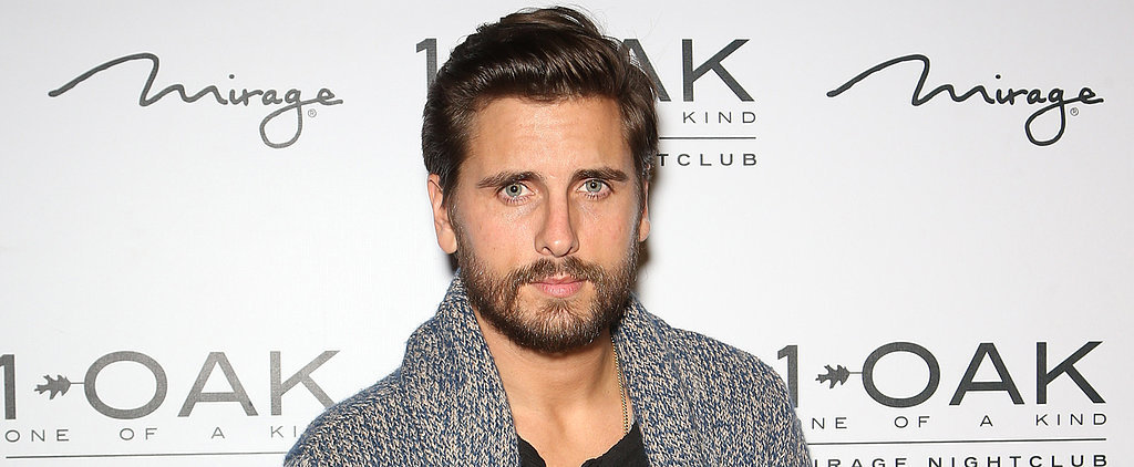 "Scott Disick Thought He Was ""Going to Die"" Before Checking Into Rehab"