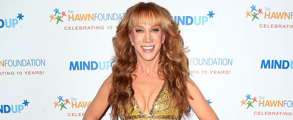 Will Kathy Griffin Replace Joan Rivers on Fashion Police?
