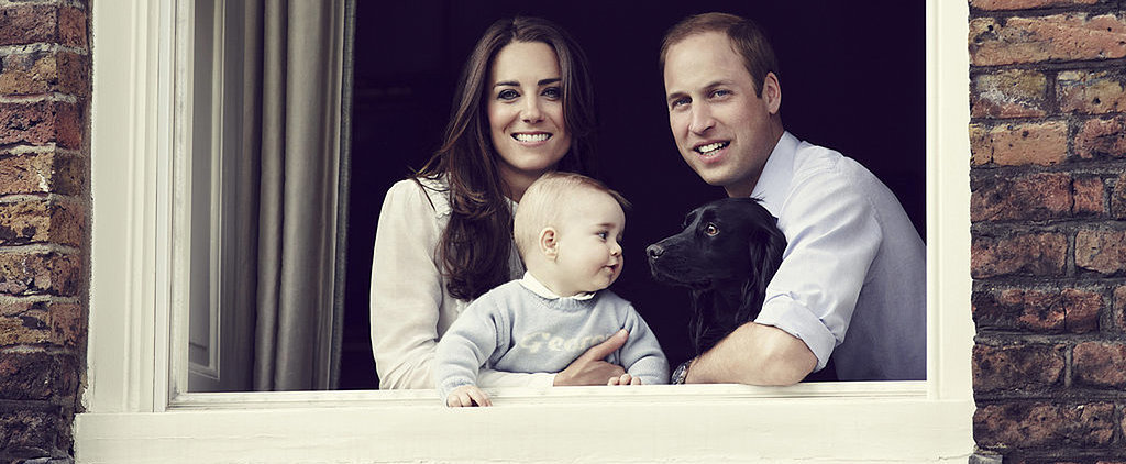 Prince George's 14 Most Adorable Moments From 2014