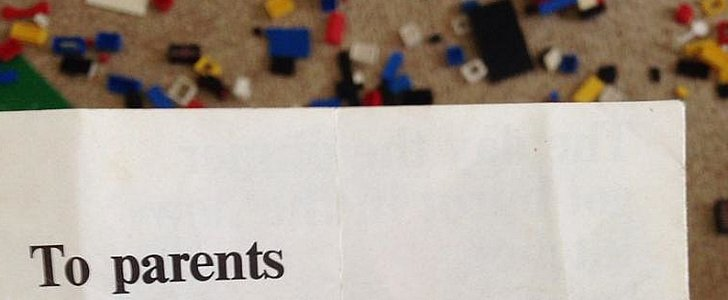 You Won't Believe These Lego Instructions From the 1970s