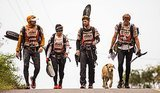 Stray Dog Follows Adventure Race Team for 430 Miles
