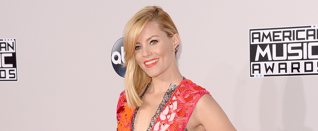 Elizabeth Banks's Braided Lob Belongs on Your Holiday Hair Board