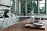 Kitchen Evolution: Work Zones Replace the Triangle (7 photos)