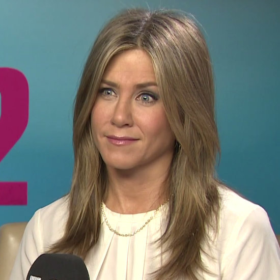 Jennifer Aniston Interview BBC Radio 1's Chris Stark Video