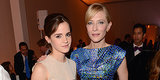 Cate Blanchett Says She's 'So F--king Proud' Of Emma Watson's UN Speech