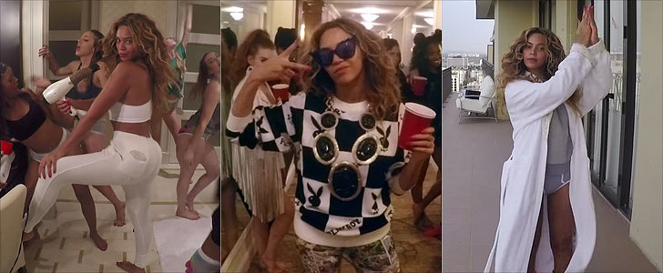 "We're Breaking Down Beyoncé's #Flawless ""7/11"" Style"
