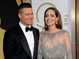 Angelina Jolie on Marriage to Brad Pitt: 'I'm Gonna Get This Wife Thing Down' (VIDEO)