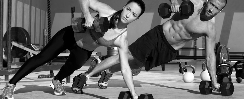 You've Never Seen a HIIT Workout Like This Before