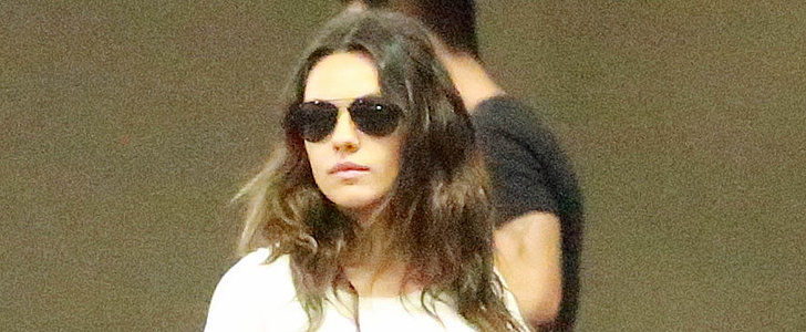 New Mom Mila Kunis Shows Off Her Postbaby Body