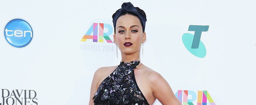 Katy Perry Steals the Show at the Aria Awards