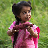American Horror Story's Jyoti Amge Interview