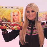 Meghan Trainor's Thanksgiving Carols With Jimmy Kimmel