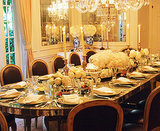 An Inside Look At A Very Stylish Thanksgiving