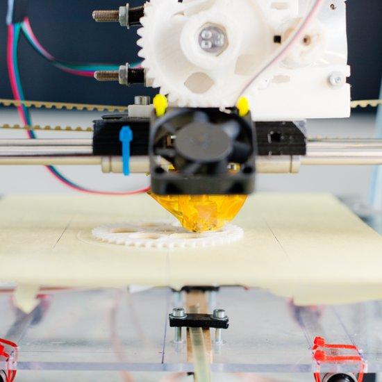 3D Printers Used in Medicine