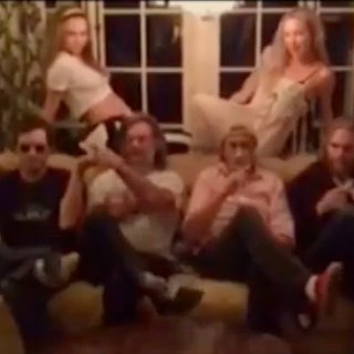 Kate Hudson Thanksgiving Dance Videos With Cara Delevingne