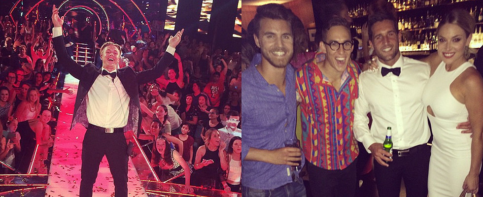 Party Time! Big Brother Housemates Celebrate Ryan's Win on Social Media