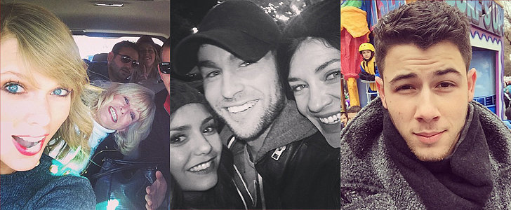 How Are Your Favorite Celebrities Spending Thanksgiving?