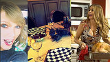How 9 Celebs Set Their Thanksgiving Tables and Celebrated with Family