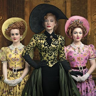 Cinderella Movie Poster of Cate Blanchett as Stepmother