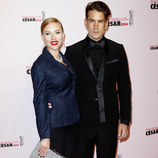 Scarlett Johansson Secret Wedding