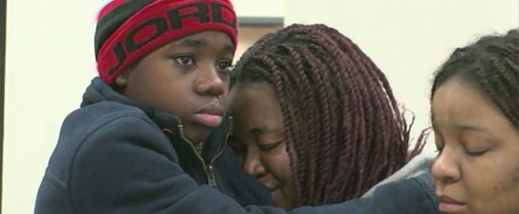 Boy Reunited With His Mother After 4 Years Apart