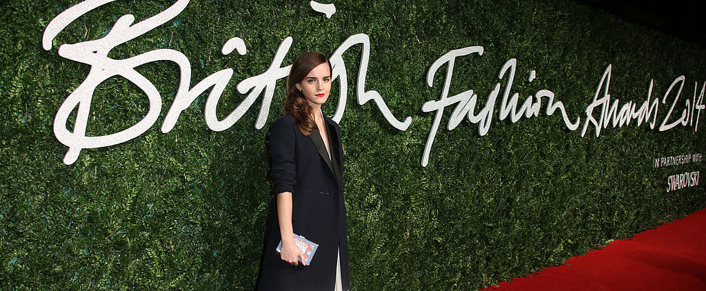 Everyone Is Winning on the British Fashion Awards Red Carpet