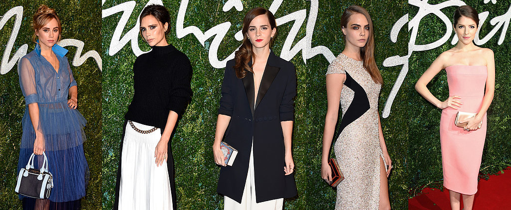 The British Fashion Awards Red Carpet Was as Stylish as You'd Expect