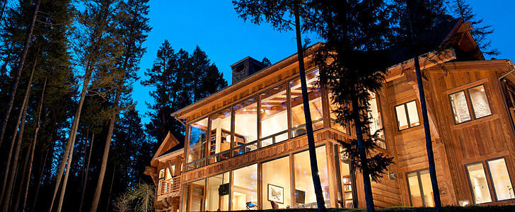 Check Out This Dreamy Modern Lodge in Montana