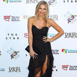 Anna Heinrich From The Bachelor Red Carpet Fashion Pictures