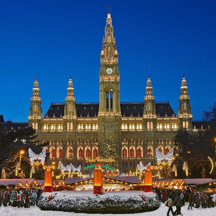 Places To Travel In December 2015: Most Beautiful Christmas Destinations