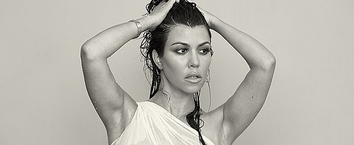Kourtney Kardashian Joins the Ranks of Stars Who've Posed Naked and Pregnant