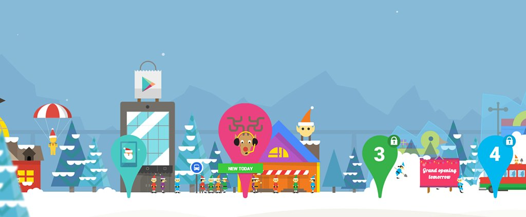Google's Santa Tracker Is Back and Better Than Ever