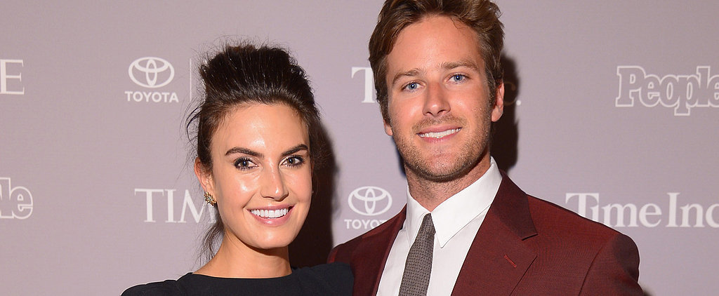 Armie Hammer Is a Dad!
