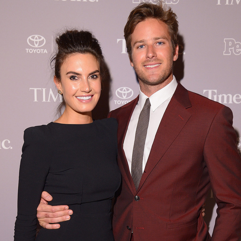 Armie Hammer Welcomes Baby With Wife Elizabeth Chambers ...